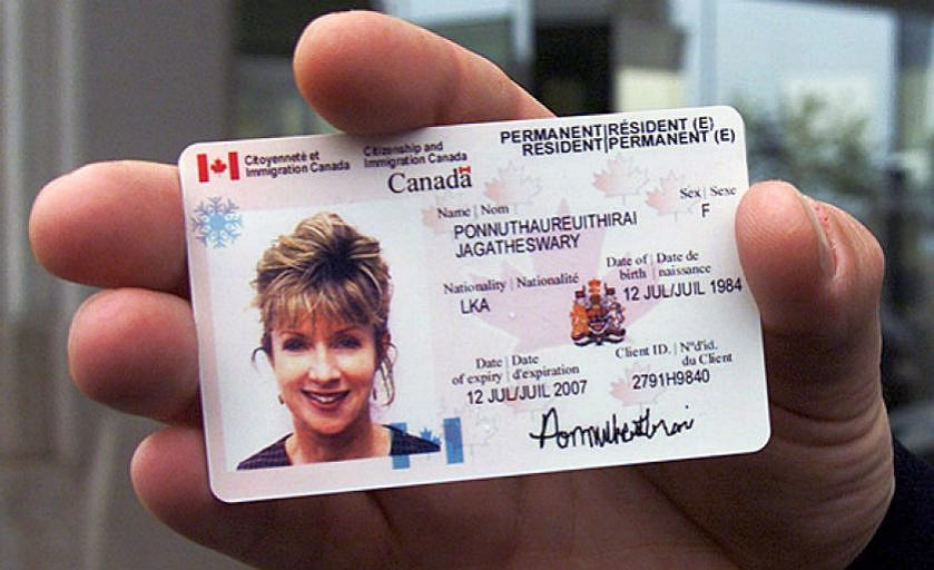 Canadian Permanent Resident Card and Renewal FAQ - 2019 US
