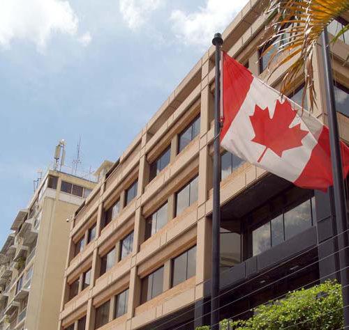 Canadian Embassy in Venezuela