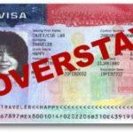 Overstayed US visa