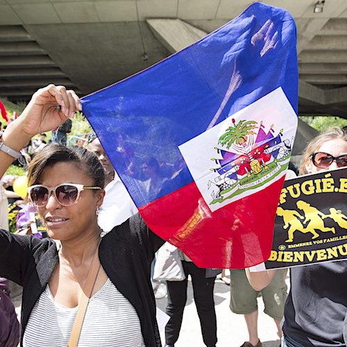 Canadian Haitians