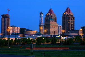 Skyline of Mississauga, Ontario