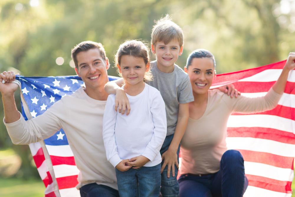USA family sponsor
