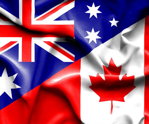 Canada Australia Immigration