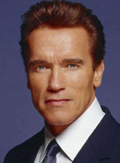 Arnold Schwarzenegger Famous U.S. Immigrants