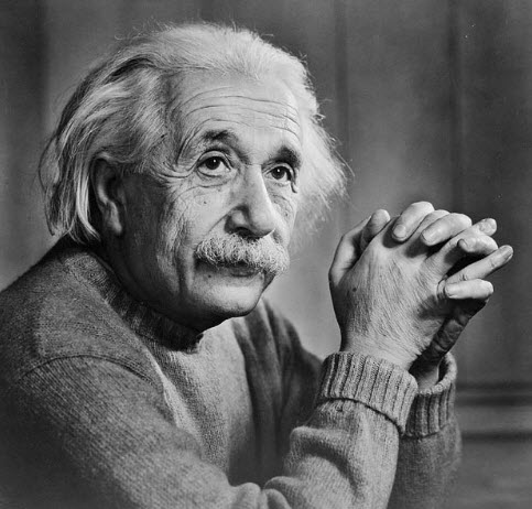 Albert Einstein Famous U.S. Immigrant