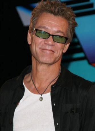 Eddie Van Halen Famous U.S. Immigrant
