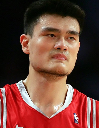 Yao Ming Famous U.S. Immigrant