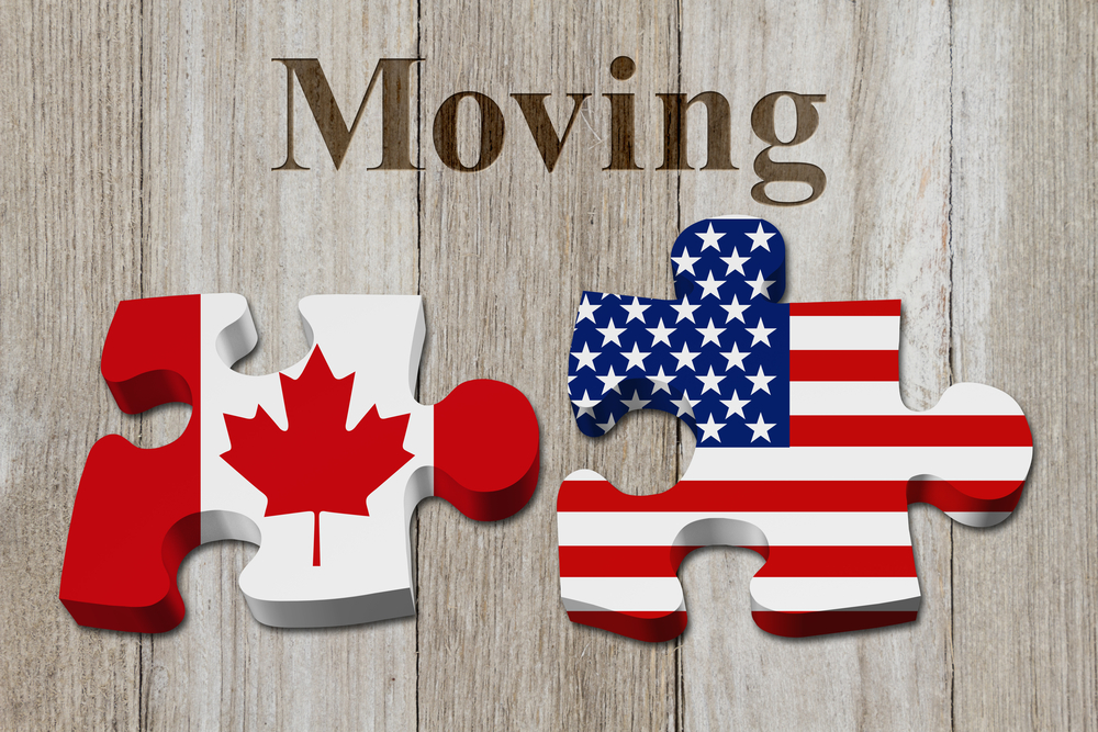 Moving to the US from Canada