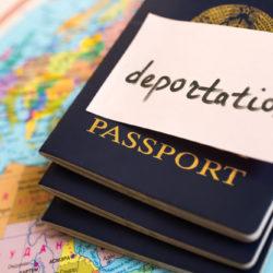 Returning After Deportation Canada