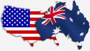 US and Australia