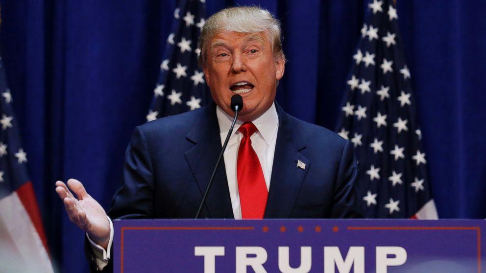 Donald Trump 2016