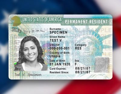 US Green Card Application