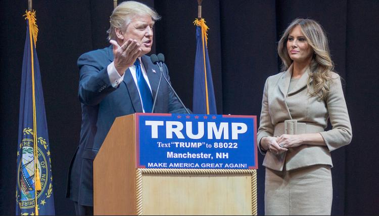 Melania Trump visa