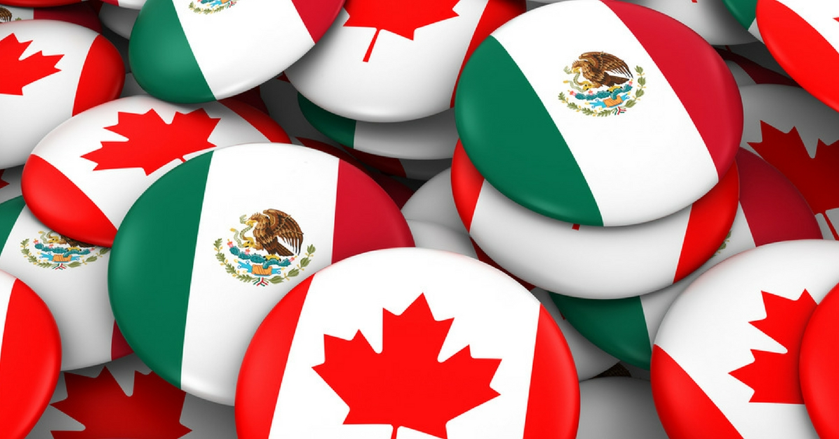 move from mexico to Canada