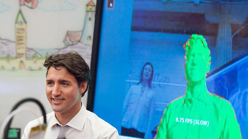 Trudeau Tech Company