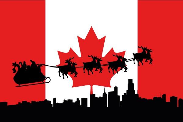 Canada Santa