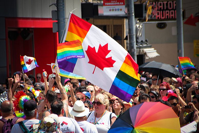 Gay Friendly Canada