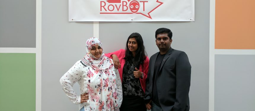 RovBot International Students