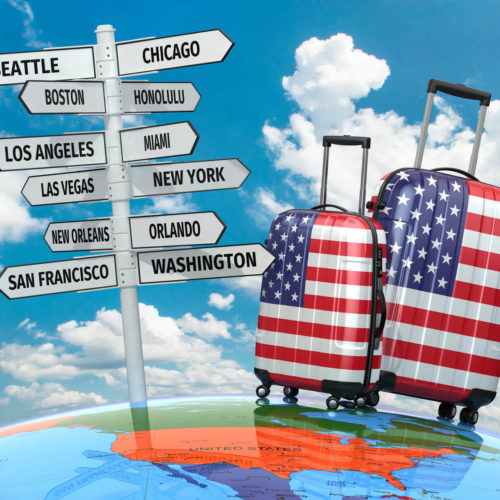 Move to the US