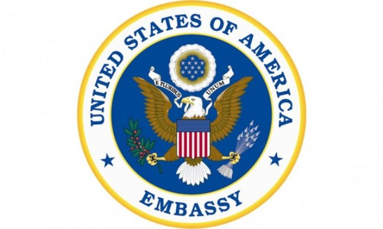 United States Embassies And Consulates In The United Kingdom