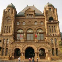 University of Toronto, McGill University and University of British Columbia