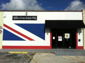 British in Sarasota