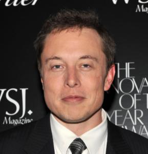 Elon Musk Immigrant