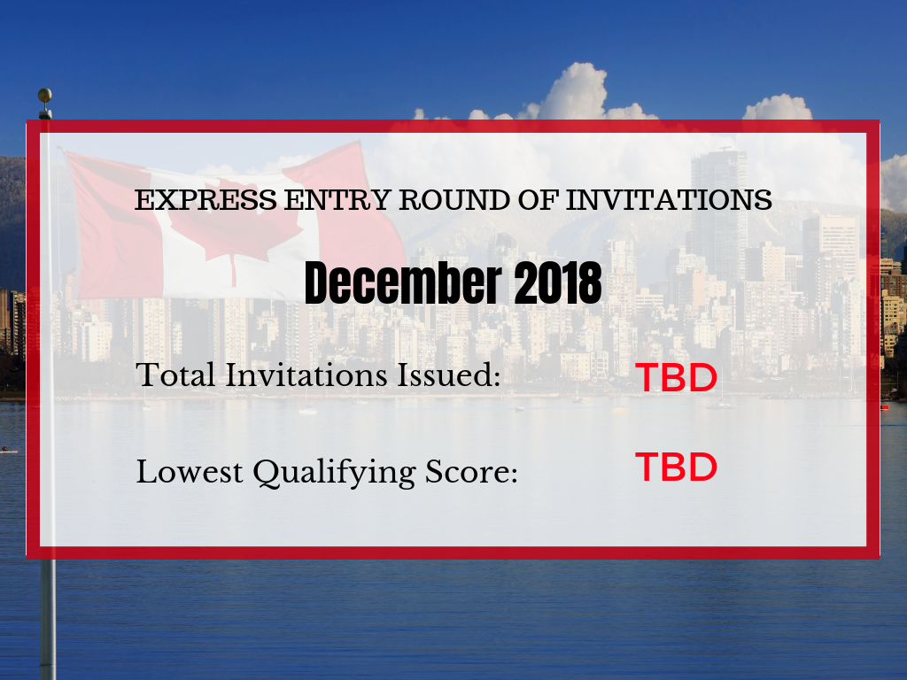 Express Entry Draw December