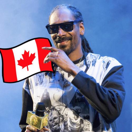 Snoop Dogg Canadian Citizen