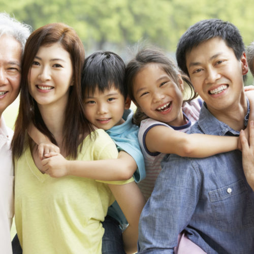 Canada's Parents and Grandparents Program