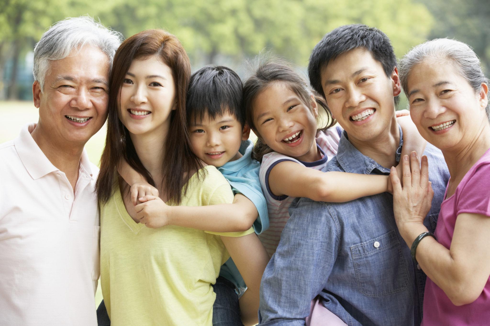 Canada's Parents and Grandparents Program