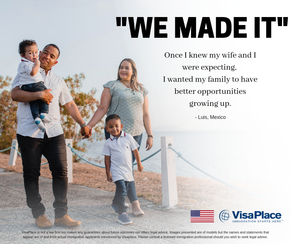 Success Story FaSuccess Story Family Immigrationmily Immigration