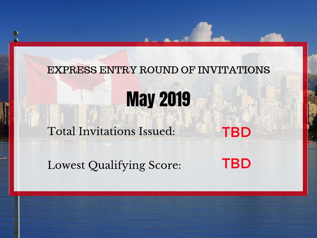 Express Entry May Draw