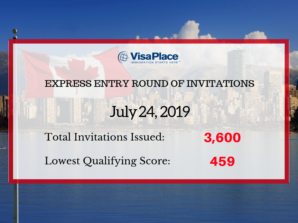 Express Entry July Draw 122