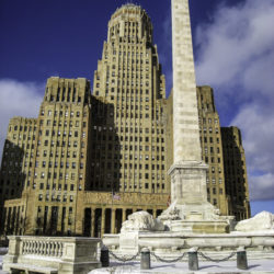 buffalo-city-hall-and-Mckinley-monument-in-new-york