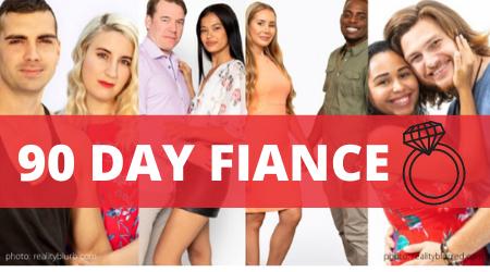 90 Day Fiance Visa